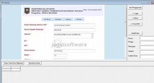Aplikasi Input KK dan AK Prodeskel Kemendagri.GO.ID