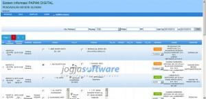 Sistem Informasi Jadwal Sidang Pegadilan