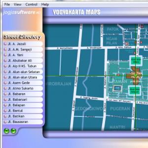 Download Aplikasi Gratis Peta Yogyakarta (Jogja MAP)