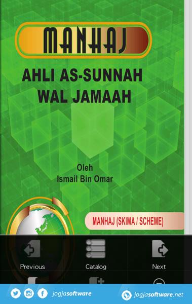 E-Book ASWJ Android Apps (Apk)