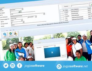 Software Sistem Informasi Aplikasi Manajemen Dharma Wanita