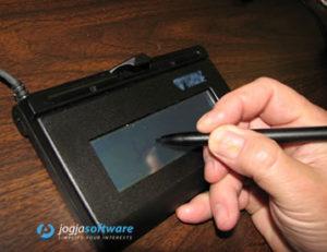 Signature Pad
